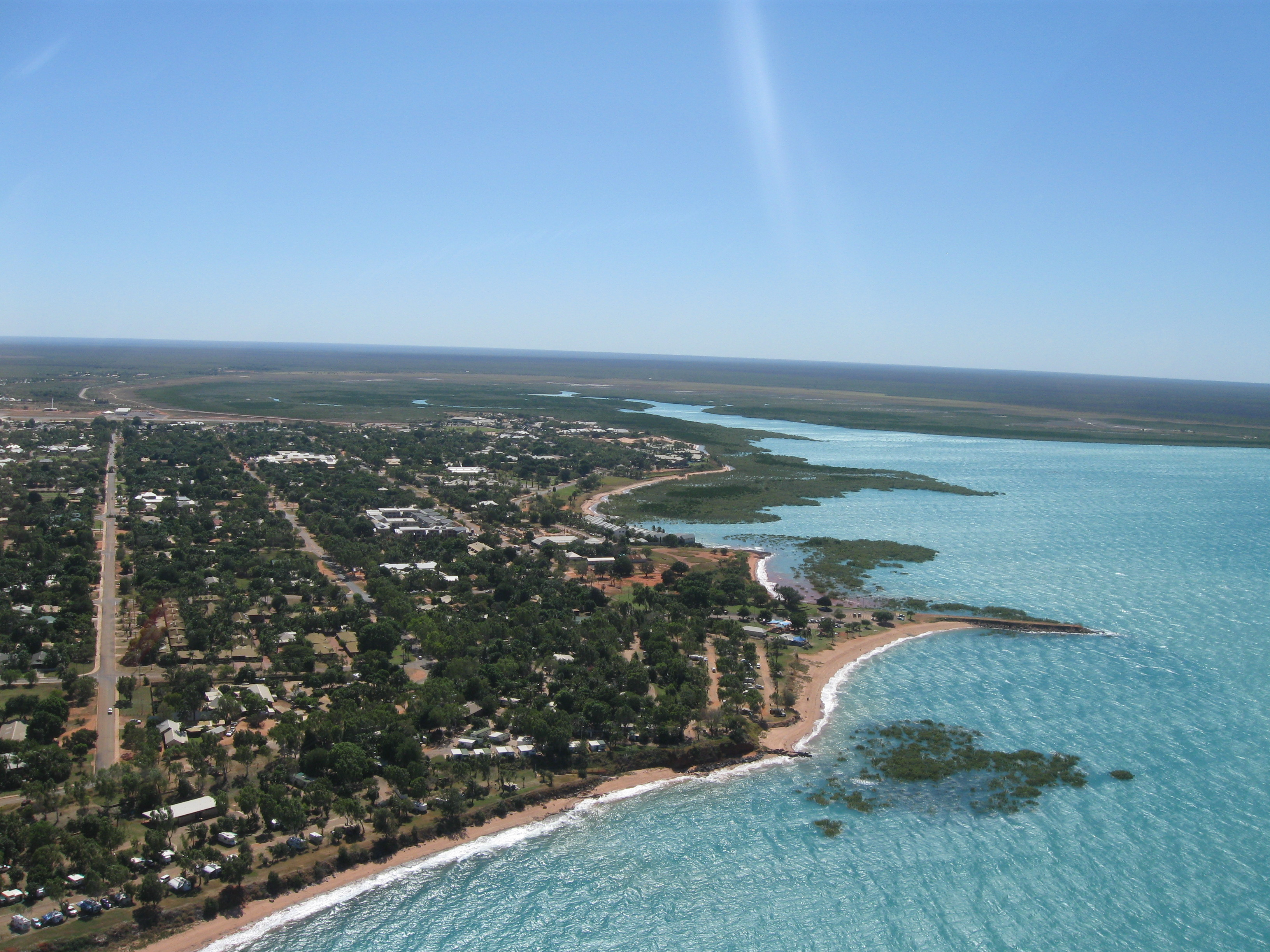 Dampier_Creek